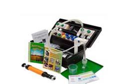 Демонстрационное, специализированное оборудование, комплеты для лабораторных и практических работ (химия)