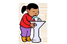 Питьевые фонтаны