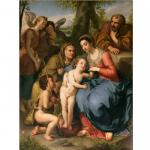 «Христианские темы в искусстве» Комплект репродукций (23 шт.)