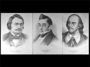 Портреты писателей ( 37 шт, ф А3 )