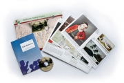 Альбом демонстрационного материала с электронным приложением «М.Ю. Лермонтов»