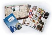 Альбом демонстрационного материала с электронным приложением «В.В. Маяковский»