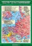 Комплект настенных учебных карт. История России. 9 класс
