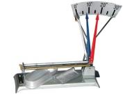 Прибор для демонстрации линейн. расширения тел