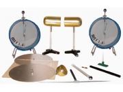 Электрометры с набором принадлежностей