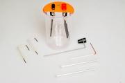 Прибор для опытов по химии с электрическим током (демонстрационный)