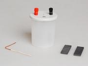 Прибор для опытов по химии с электрическим током (лабораторный)