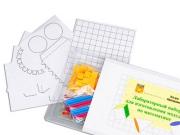 Лабораторный набор для изготовления моделей по математике