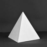 Пирамида 4-гр. Гипс