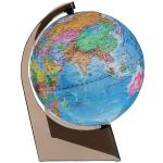 Глобус политический GLOBEN «Классик», диаметр 210 мм, рельефный