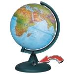 Глобус физический/политический GLOBEN «Классик Евро», диаметр 250 мм, с подсветкой