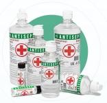 Дезинфицирующее средство «Antisept» для рук и обработки поверхностей, 500 мл