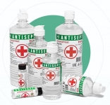Дезинфицирующее средство «Antisept» для рук и обработки поверхностей, 5000 мл