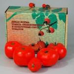 """Набор муляжей """"Дикая форма и культурные сорта томатов"""""""