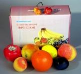 Набор муляжей фруктов