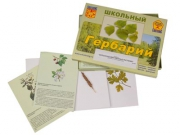"""Гербарий """"Сельскохозяйственные растения"""" (30 видов, с иллюстрациями)"""