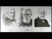 Портреты биологов ( 26 шт, ф А3)