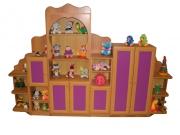 Стенка детская с платяным шкафом
