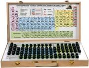 Набор химических элементов демонстрационный (в ампулах)