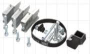 Конструктор модульных станков с ЧПУ UNIMAT CNC. Ресурсный набор.