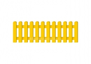 Панель декоративная для ограждения ОДП.04 Размер: 2000х400