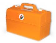 Комплект медицинский для оказания первой помощи пострадавшим при пожаре в образовательных учреждениях.  РУ №ФСР 2011/10720 от 06.05.2011 г.