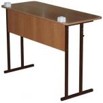 Стол ученический 2-местный для кабинета физики