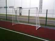 Ворота для мини-футбола 2,4*1,4 с сеткой