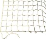 Сетка футбольная, Д 3,1 мм (пара)