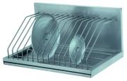 Полка кухонная для крышек