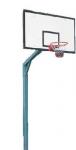 Стойка баскетбольная уличная (вылет 0,7 м)