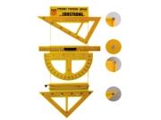 Комплект инструментов классных с магнитными держателями