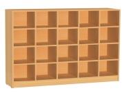 Шкаф для горшков на 24 места
