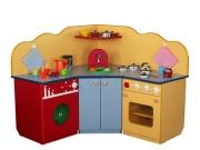 """Кухня """"Мальвина"""" (набор посуды и овощей не входят в комплект)"""