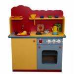 Кухня (комплект посудки не прилагается)