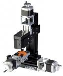 Конструктор модульных станков с ЧПУ UNIMAT CNC
