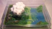 """Модель """"Круговорот воды в природе"""""""