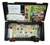 «Пчелка-У/почва», мини-экспресс-лаборатория для учебных экологических исследований, почвенная, 8 показателей