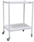 Столик передвижной процедурный поддон/стекло