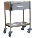 Столик передвижной процедурный с выдвижным ящиком
