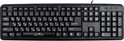 Клавиатура Oklick 180M черная USB