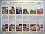 """Интерактивный электрифицированный стенд """"История государства Российского"""""""