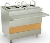 Ривьера - модуль подогрева тарелок МПТ-2. 950-02