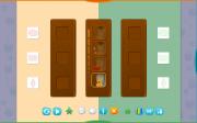 Наглядное дошкольное образование. Готовимся к школе. Для интерактивных столов. Свойства и расположение предметов.