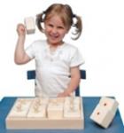 Шумовой набор. Пособие для развития слухового восприятия