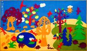 """Развивающие игры Воскобовича. Развивающая среда """"Фиолетовый лес"""""""