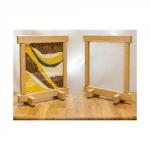 Пособие-рамка «Цветные дюны»  Предназначено для развития творчества, самовыражения и терапии.